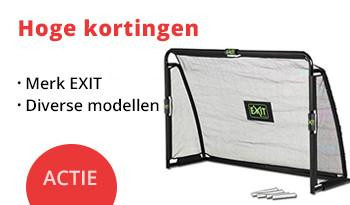 exit korting
